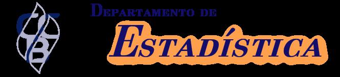 Departamento de Estadística